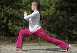 اهمیت انجام ورزش توسط مادران در طول بارداری