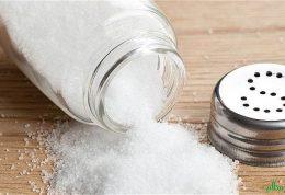 افزایش بی شمار مصرف نمک در میان مردم کشور