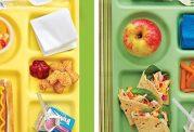 منوی غذایی مناسب برای ناهار مدرسه