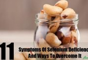 عارضه های های ناشی از کاهش سلنیوم بدن