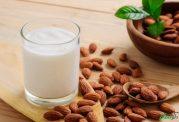 شیر بادام پایین آوردنده طبیعی کلسترول خون