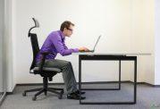 رابطه صحیح نشستن و سلامت بدن
