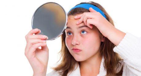 انواع بیماری های پوستی در کودکان