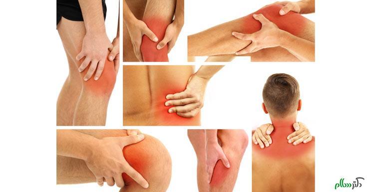 موارد مهم برای پیشگیری از درد مفاصل