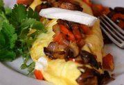 با املت سبزیجات به میز صبحانه جان بدهید