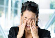 بررسی و درمان میگرن چشمی