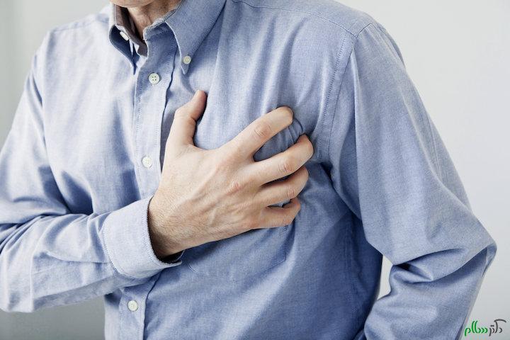 بیماری های قلبی سالانه 17.5 ملیون نفر را به کام مرگ می شوند
