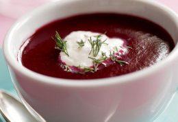 سوپ قرمز مخصوص فصول سرد سال