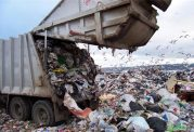 حجم بالای زباله در ایران