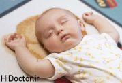 قلق خواب نوزاد اینگونه به دستتان می آید