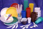 واکنش های مختلف ظروف پلاستیکی پس از انجماد