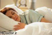 بدست اوردن زیباترین اندام با خوابیدن!