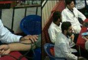 نذر سلامت توسط پزشکان در مشهد