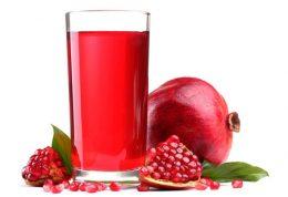 تضمین سلامت قلب با خوردن آب انار