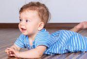 پروسه چهار دست و پا راه رفتن کودک