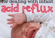 ریفلاکس کودک و تغذیه مادر