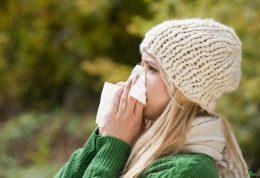 بروز حساسیت و واکنش های آلرژیک در پاییز