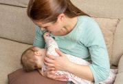 اهمیت دریافت مایعات در شیردهی