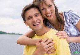 سلامت انسان با همسری شاد تضمین میشود