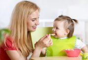 رفع بی علاقگی کودک به تغذیه
