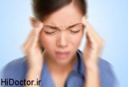 انواع سر درد و بیماری های ناشی از آنها