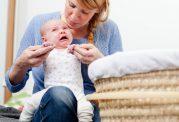 بررسی بیماری های شیرخوار با معاینه