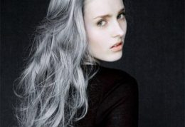 چطور موهای خاکستری را جذاب کنیم؟