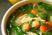 بهترین مواد غذایی هنگام سرماخوردگی