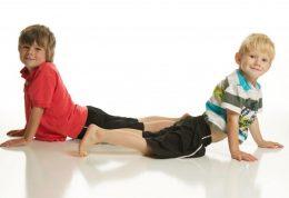 آتروفی نخاعی عضلانی در خردسالان