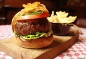 با خیال راحت همبرگر بخورید