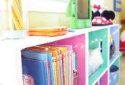 آموزش نظم دادن به اتاق بچه