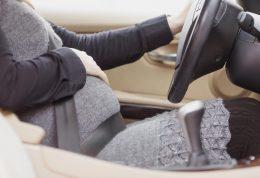 عوارض رانندگی کردن در دوره حاملگی