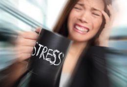 تضعیف سیستم ایمنی بدن در اثر استرس