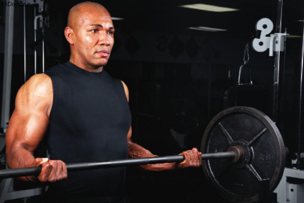 با 5 ورزش عضلات سه سر بازو  را تقویت کنید