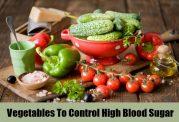 مبتلایان به دیابت از این سبزیجات استفاده کنند