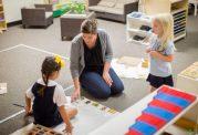 اهمیت دادن به نظم در خردسالان