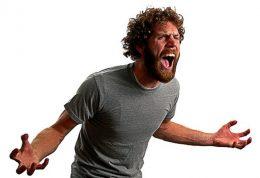 افزایش عصبانیت در میان مردم جامعه