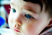 بچه ها هر چه بیشتر گریه کنند، بهتر میخوابند!