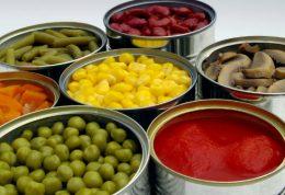 جلوگیری از مسمومیت مواد غذایی و کنسروها