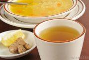 سوپ های مناسب برای درمان سرماخوردگی