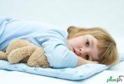 عوامل مهم برای اختلال در خواب کودک