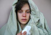 موج اول آنفلوآنزا، بیخ گوش ایرانی ها