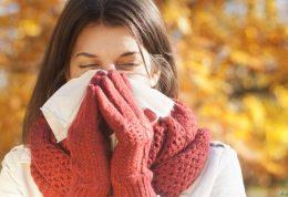 7 بیماری پاییزی