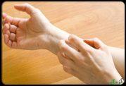 اگزما،شایع ترین بیماری پوستی در فصل پاییز