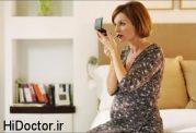 تمام مضرات و عوارض ناشی از آرایش در بارداری