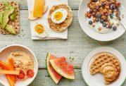 مواد مغذی برای یک صبحانه سالم