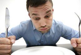 گرسنگی و احتیاج بدن به غذا
