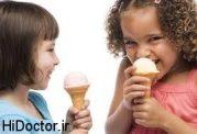 چه جور بستنی برای کودک بخریم؟