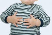 پیشگیری از ایجاد گاز در شکم نوزاد