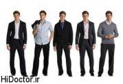 از روی لباس پوشیدن هر مرد به  شخصیتش پی ببرید!